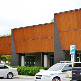 RCMP Building, Pitt Meadows, BC